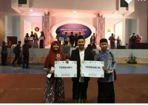 Buktikan Sumpah, 11 Pemuda Raih Juara Berbahasa